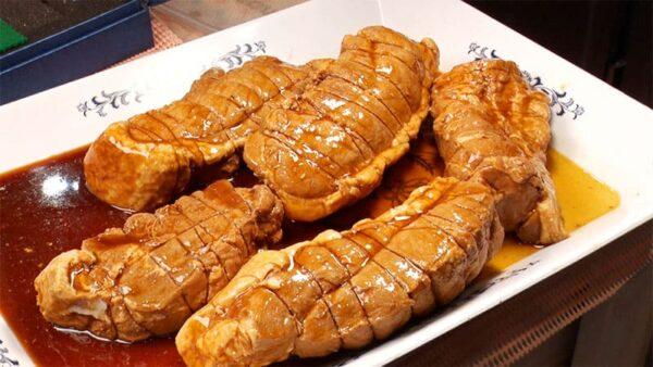 福井 肉のいまむら いまむらの焼豚