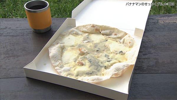 バナナマンのせっかくグルメ 長野 軽井沢町 アトリエ・ド・フロマージュ クワトロフォルマッジ
