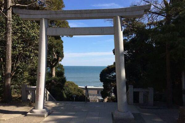 茨城 大洗磯前神社