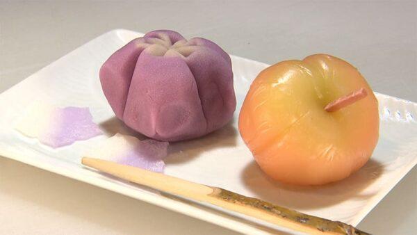 京都 和菓子 甘春堂東店